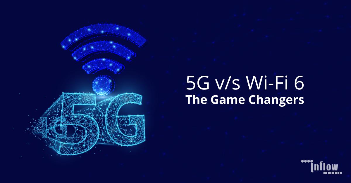 5G vs WiFi 6