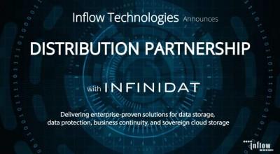 inflow-infinidat-agreement
