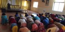 Yoga at Orphanage