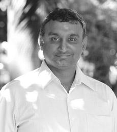 Rajiv Unnikrishnan-Management Team-Inflow Technologies