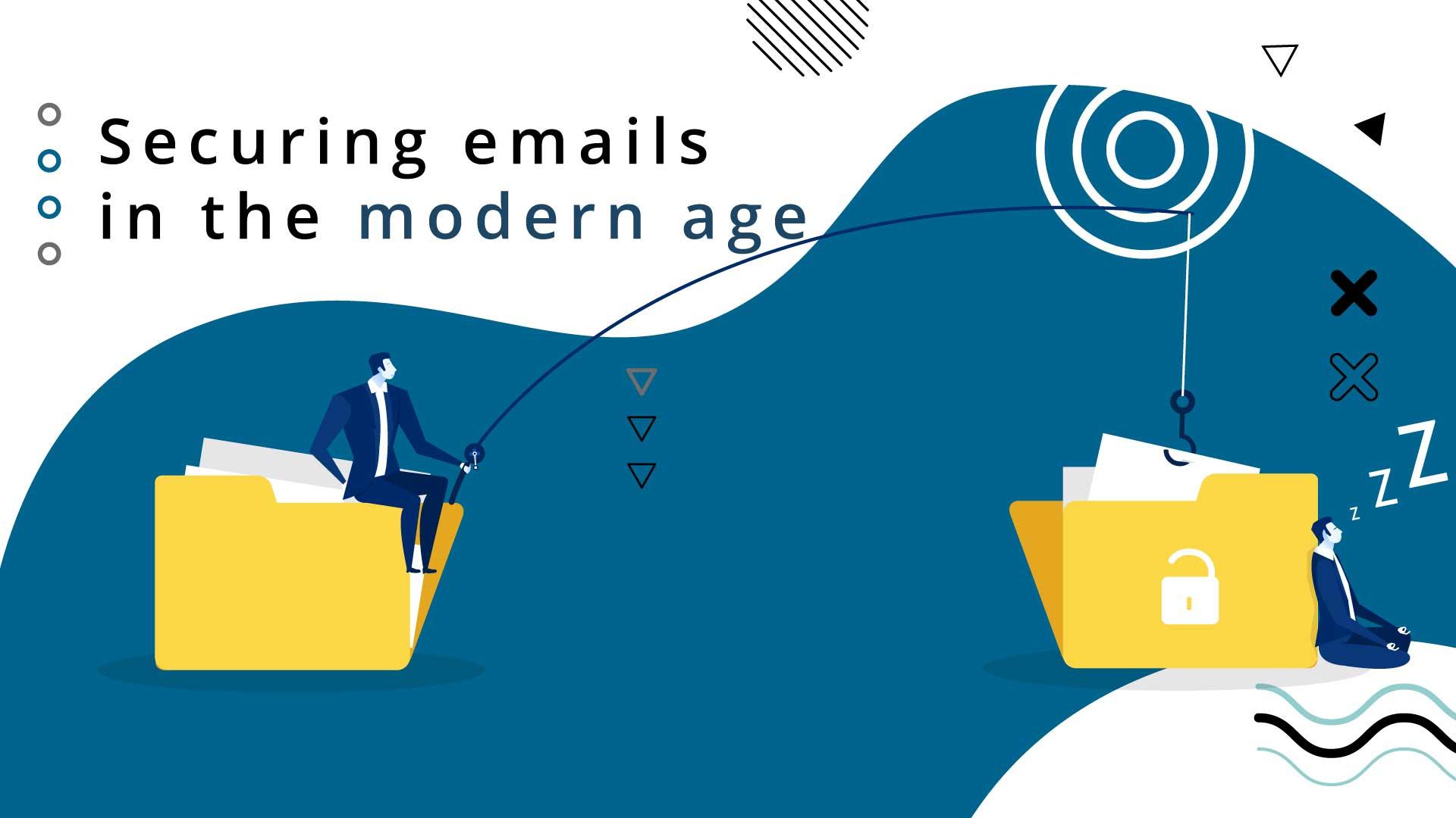 Securing-emails
